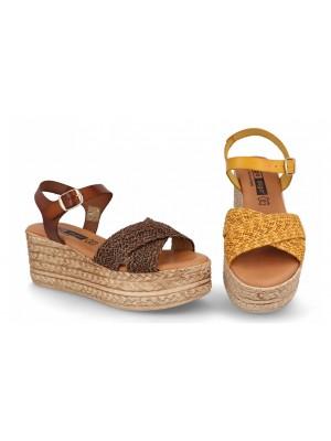 Sandale din piele Pixi