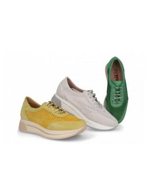 Sneakers din piele Digo