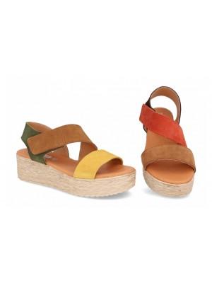 Sandale din piele Crina