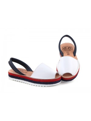 Sandale din piele naturala , Avarca SEIL