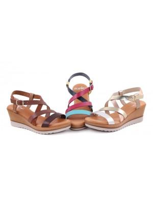 Sandale din piele naturala , Essence