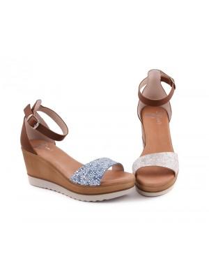 Sandale din piele naturala , Ely