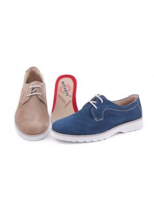 Pantofi din piele Rivi
