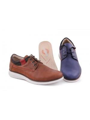 Pantofi din piele naturala Randi