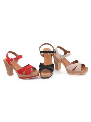 Sandale din piele naturala Esse