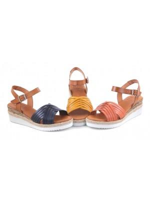 Sandale din piele naturala Spic