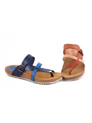 Sandale din piele naturala Morena