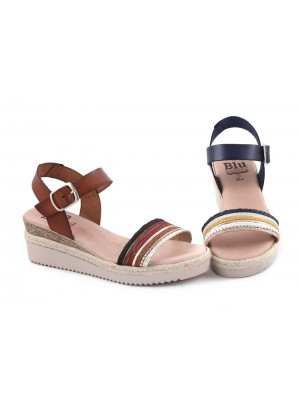 Sandale din piele naturala Dulce