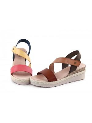 Sandale din piele naturala Blues
