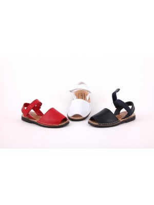 Sandale din piele naturala pentru copii , AVARCA CLASIC