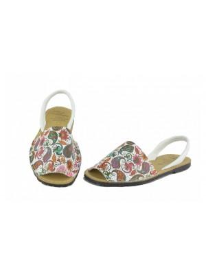 Sandale din piele naturala , Avarca Wind