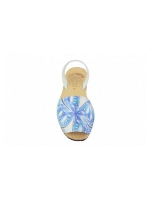 Sandale din piele naturala , Avarca Flow