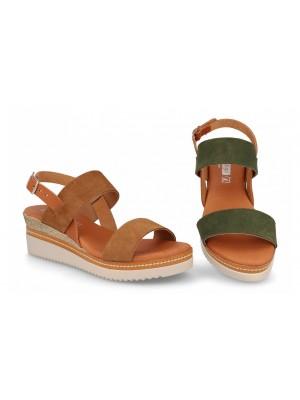 Sandale din piele Ria