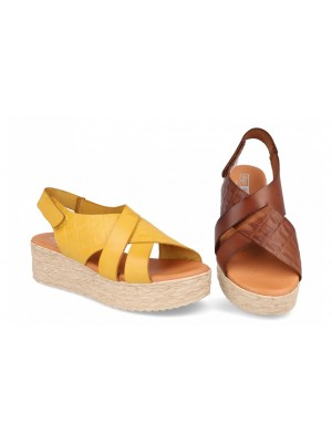 Sandale din piele naturala Bybi
