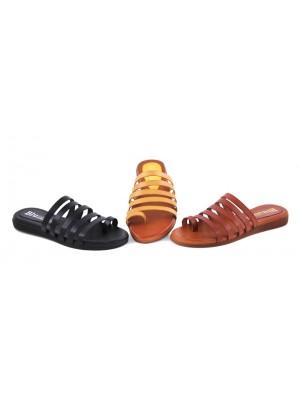 Papuci din piele naturala Jesie