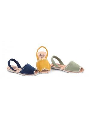 Sandale din piele naturala Avarca POS