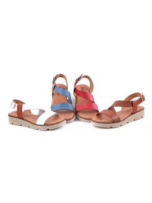 Sandale din piele naturala Sand