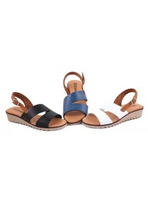 Sandale din piele naturala Bryana