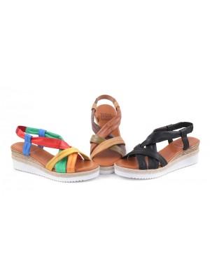 Sandale din piele naturala Echo