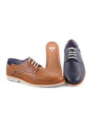 Pantofi din piele Luca