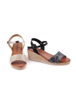 Sandale din piele naturala Comfort