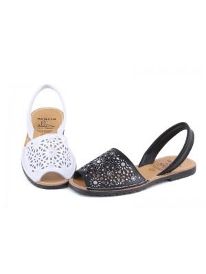 Sandale din piele naturala, Avarca New