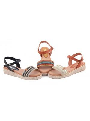 Sandale din piele DANA