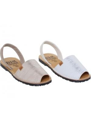 Sandale din piele naturala AVARCA LINA
