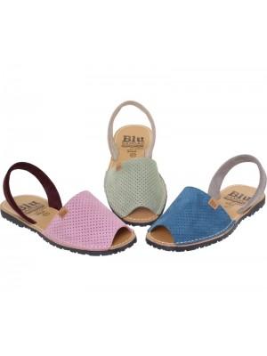 Sandale din piele naturala AVARCA NIEVE