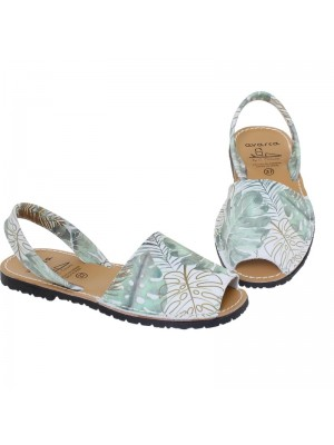 Sandale din piele naturala , Avarca PALOMA