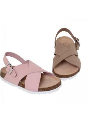 Sandale din piele naturala pentru copii