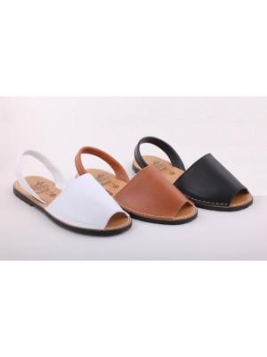 Sandale din piele naturala pentru barbati , AVARCA CLASIC