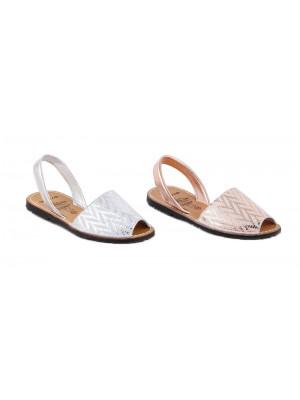 Sandale din piele naturala , Avarca Mony