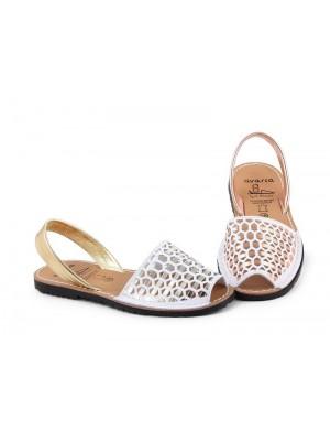 Sandale sin piele naturala , Avarca Cut