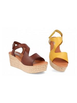 Sandale din piele naturala Sara